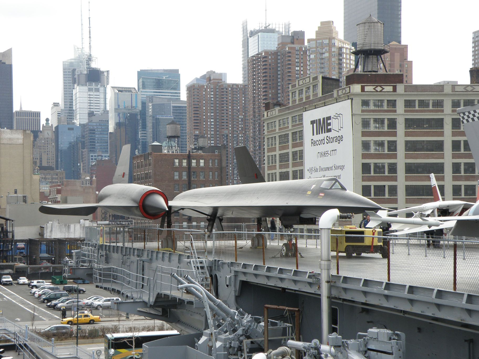 Intrepid Sea, Air and Space Museum: A12