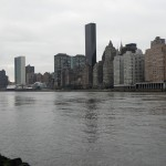 Vue de Manhattan depuis Roosevelt Island