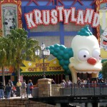 The Simpsons The Ride