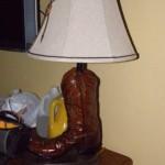 Lampe Santiag