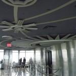 Vers le 102e étage de l'Empire State Building