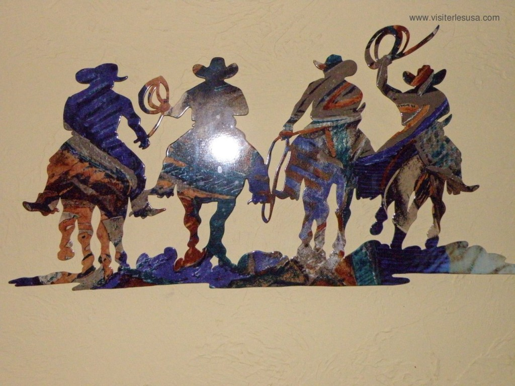 The Cody Cowboy Village (Wyoming)