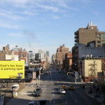New York City: la High Line