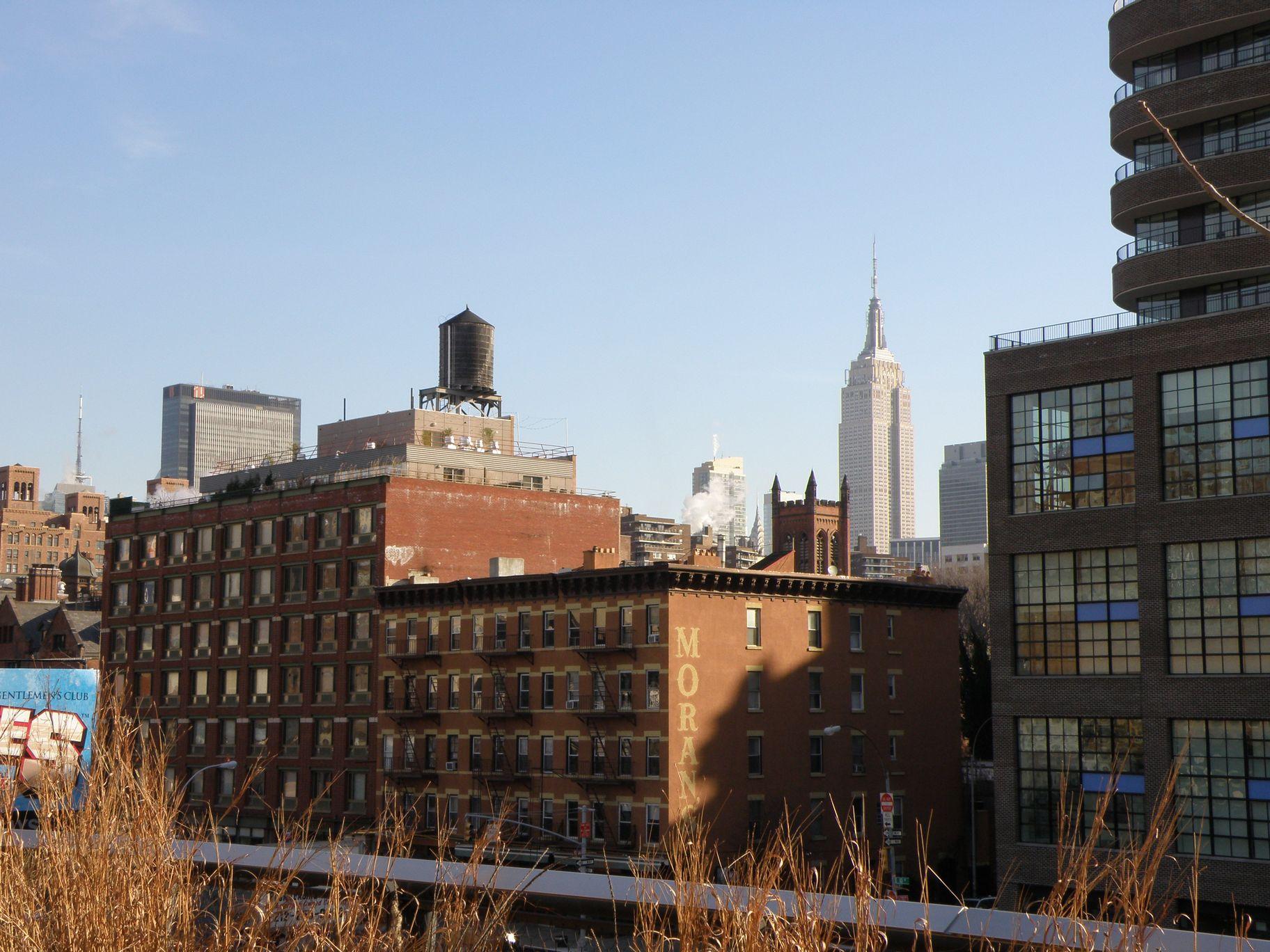 New York City: la High Line