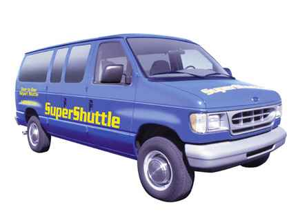Van Supershuttle