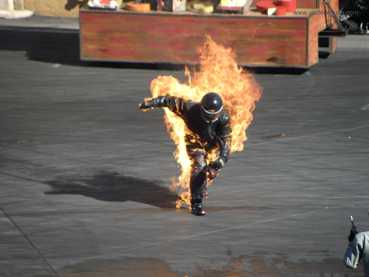 Lights, Motors, Action!® Extreme Stunt Show®
