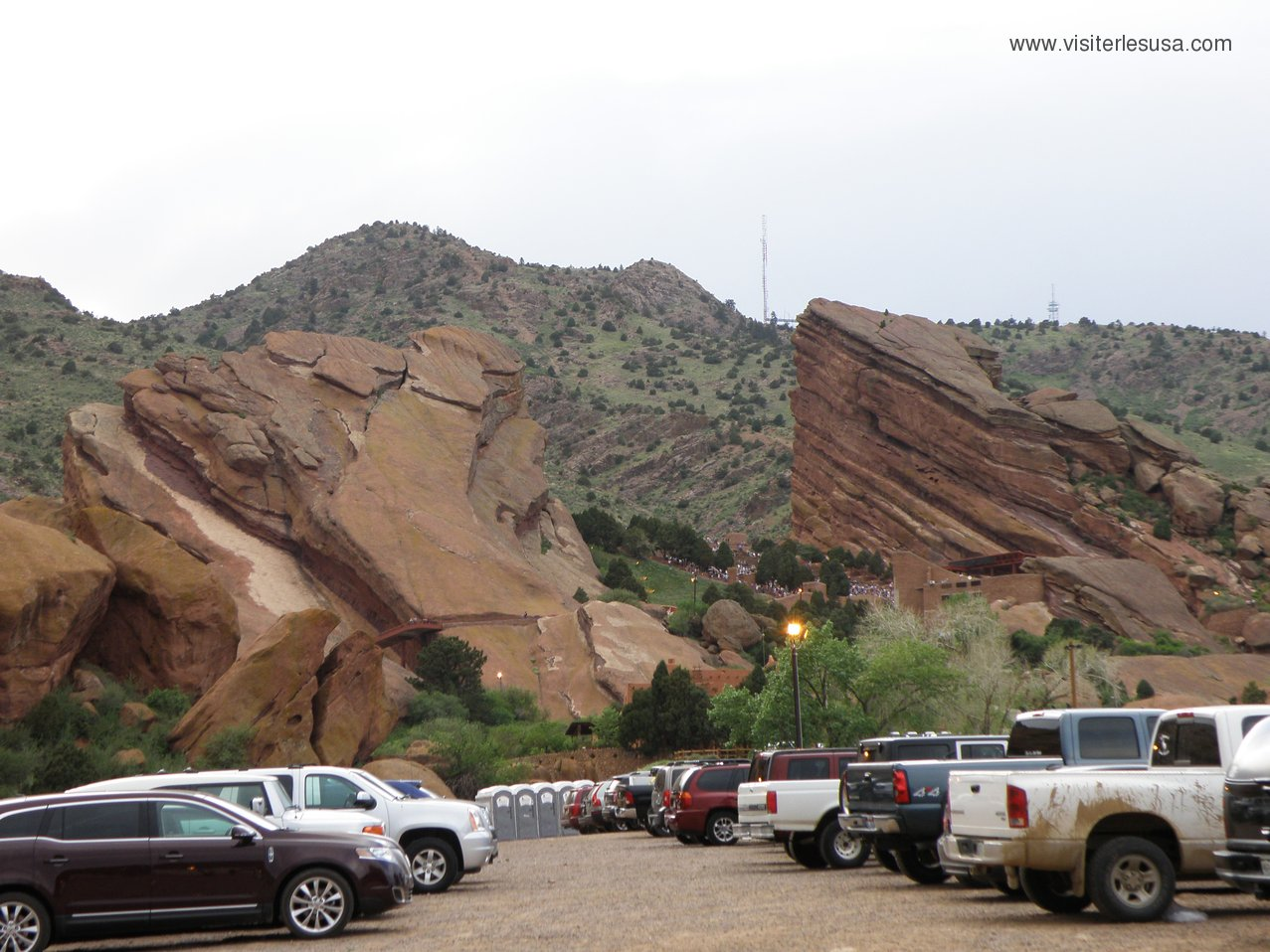 Red Rocks Amphitheatre